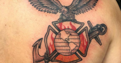 military-tattoo-marines-shoulder-ink