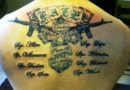 Hector Bravo: Fallen Soldier Tribute Tattoo