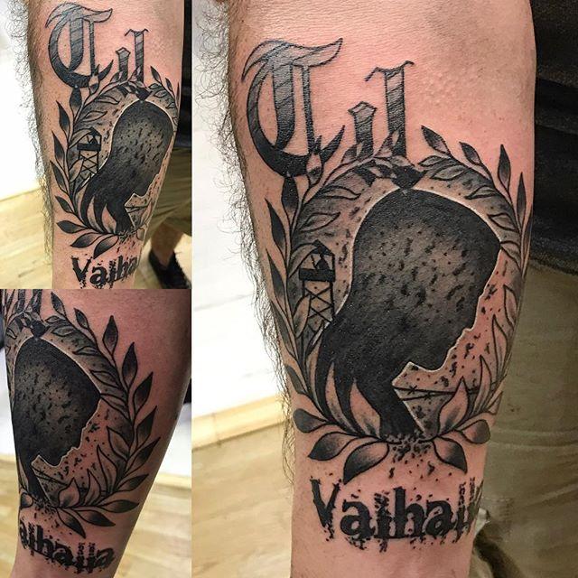 3d pow mia tattoo veteran ink for Pow mia tattoo