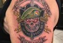 US Army Special Forces Tattoo