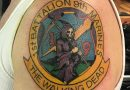 1st Battalion 9th Marines Tattoo