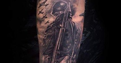 Flying Warplanes Fleet Tattoo