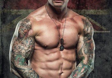 British Royal Marine Sleeve Tattoos