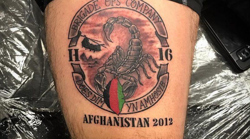 US Military Tattoo