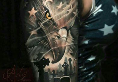 Patriot Tattoo